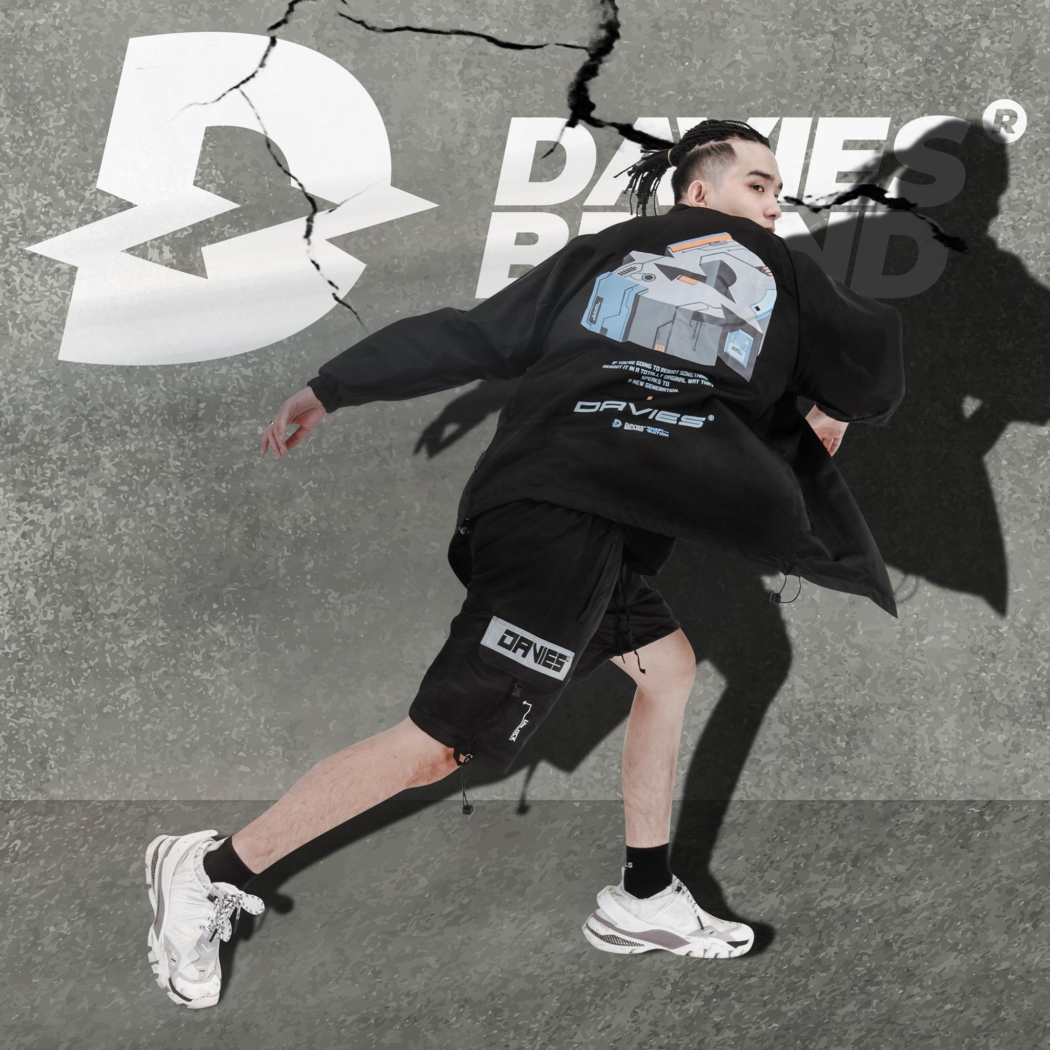DSW Jacket Reboot Logo