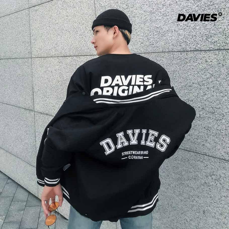 DSW Bomber Jacket Khaki Daviesism