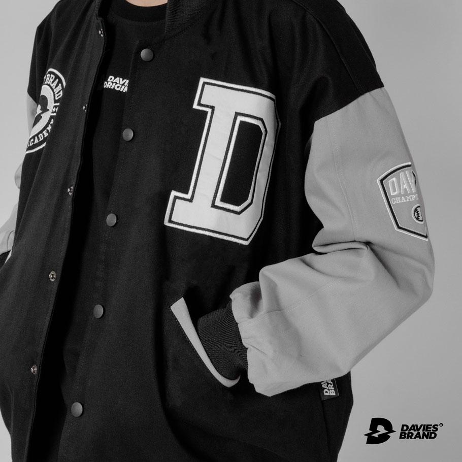 DSW Varsity Baseball Academy-Grey