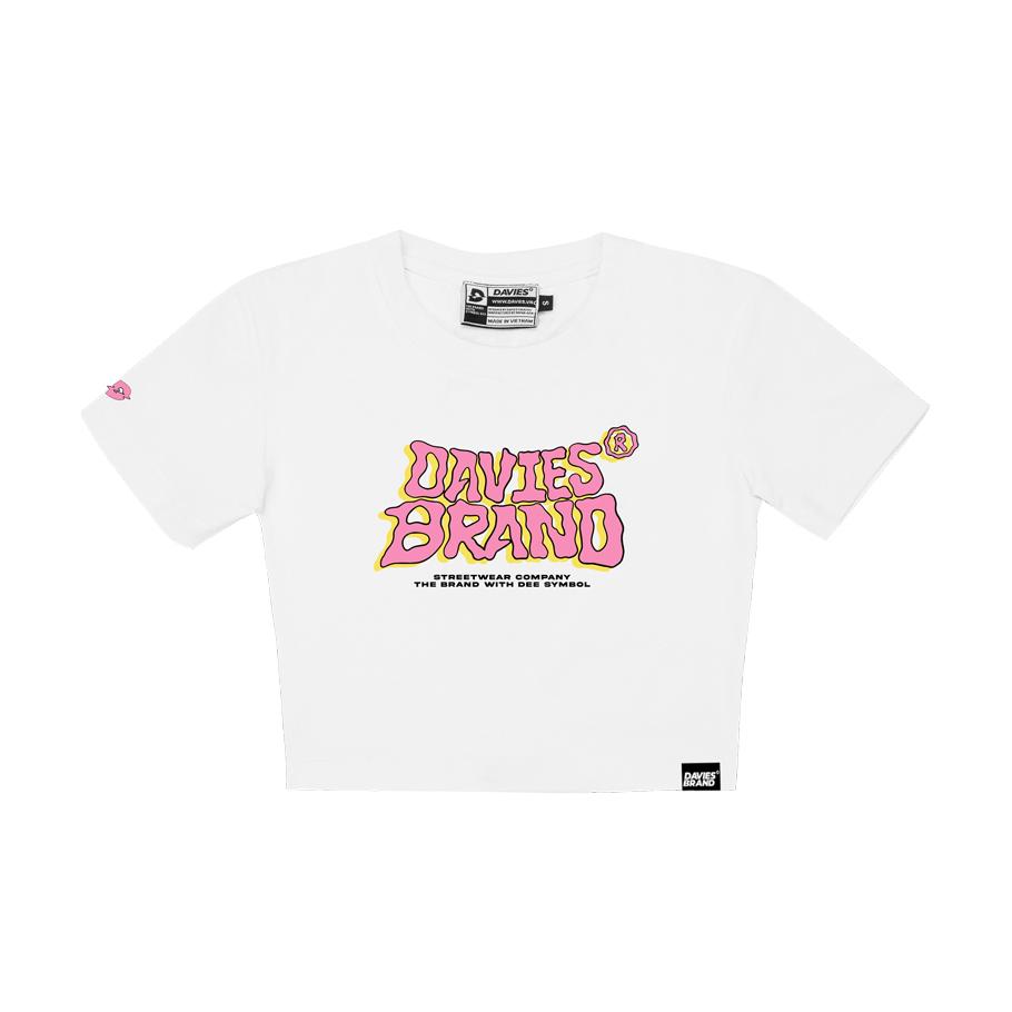 DSS Croptop Pink Logo