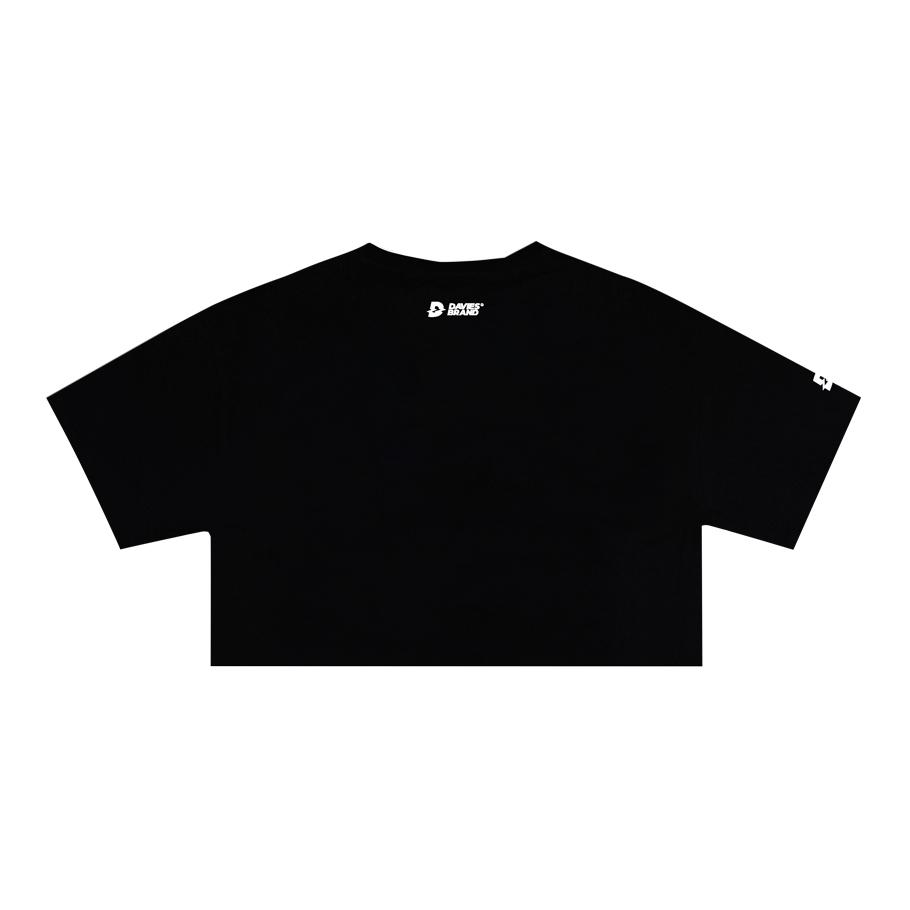DSS Croptop LCD-Black
