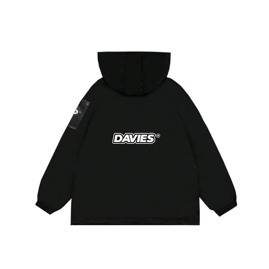 DSS Jacket Basic Mark 3-BLACK