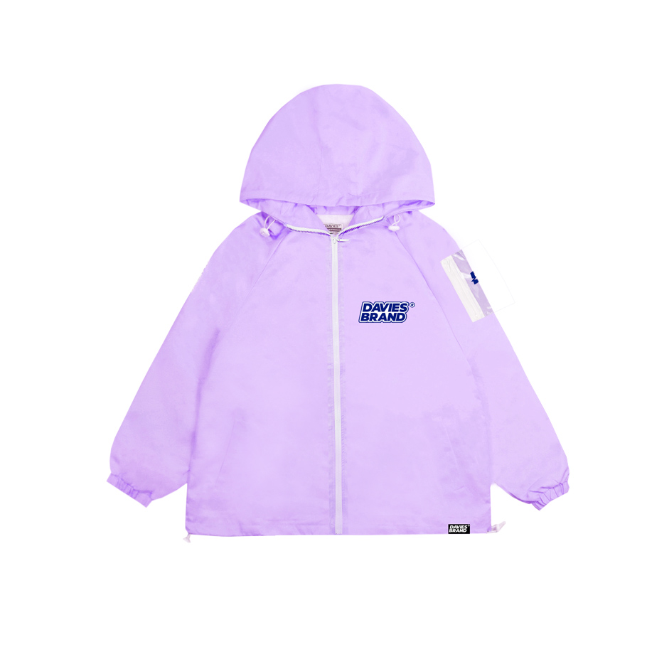 DSS Jacket Basic Mark 3-PURPLE