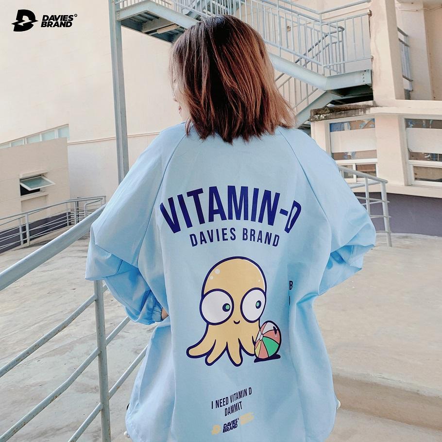 DSS Jacket Vitamin D