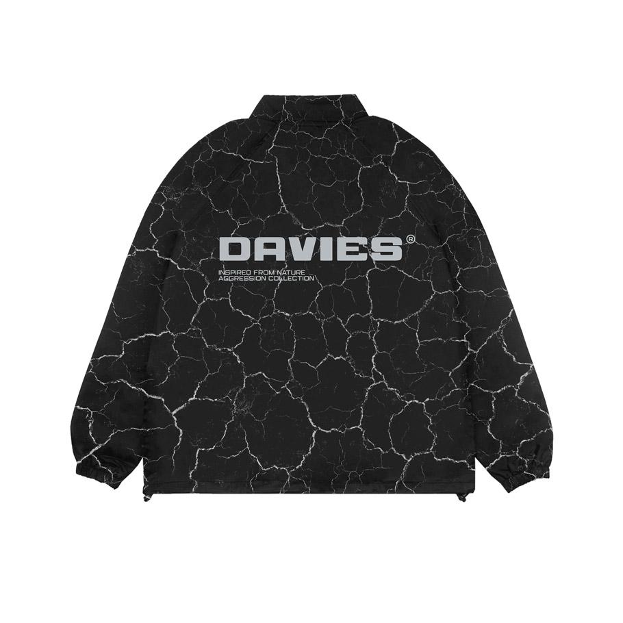 DSW Jacket Aggression-BLACK