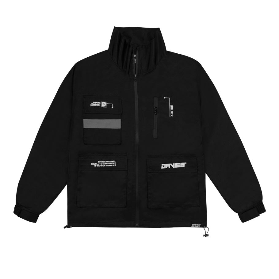 DSW Jacket Warrior Mark 2