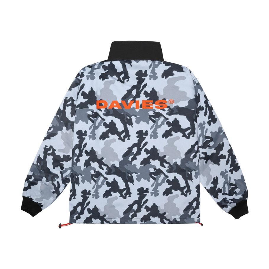 DSW Jacket Over Grey Camou