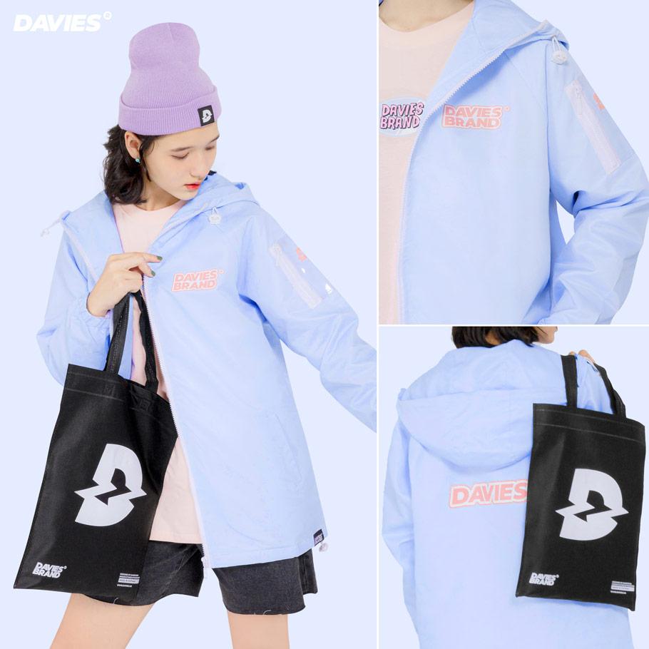 DSS Jacket Basic Mark 3-BLUE