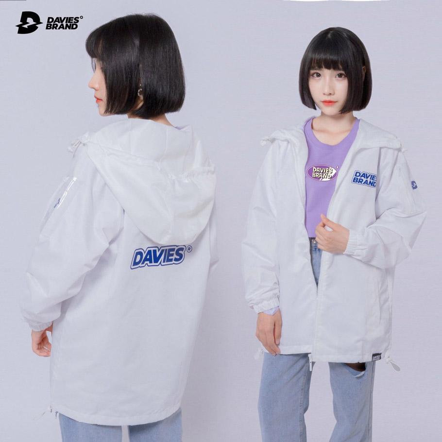 DSS Jacket Basic Mark 3-WHITE
