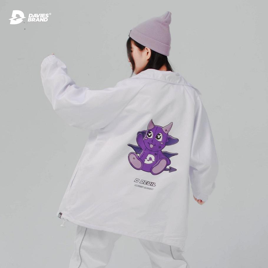 DSS Jacket Devil Teddy
