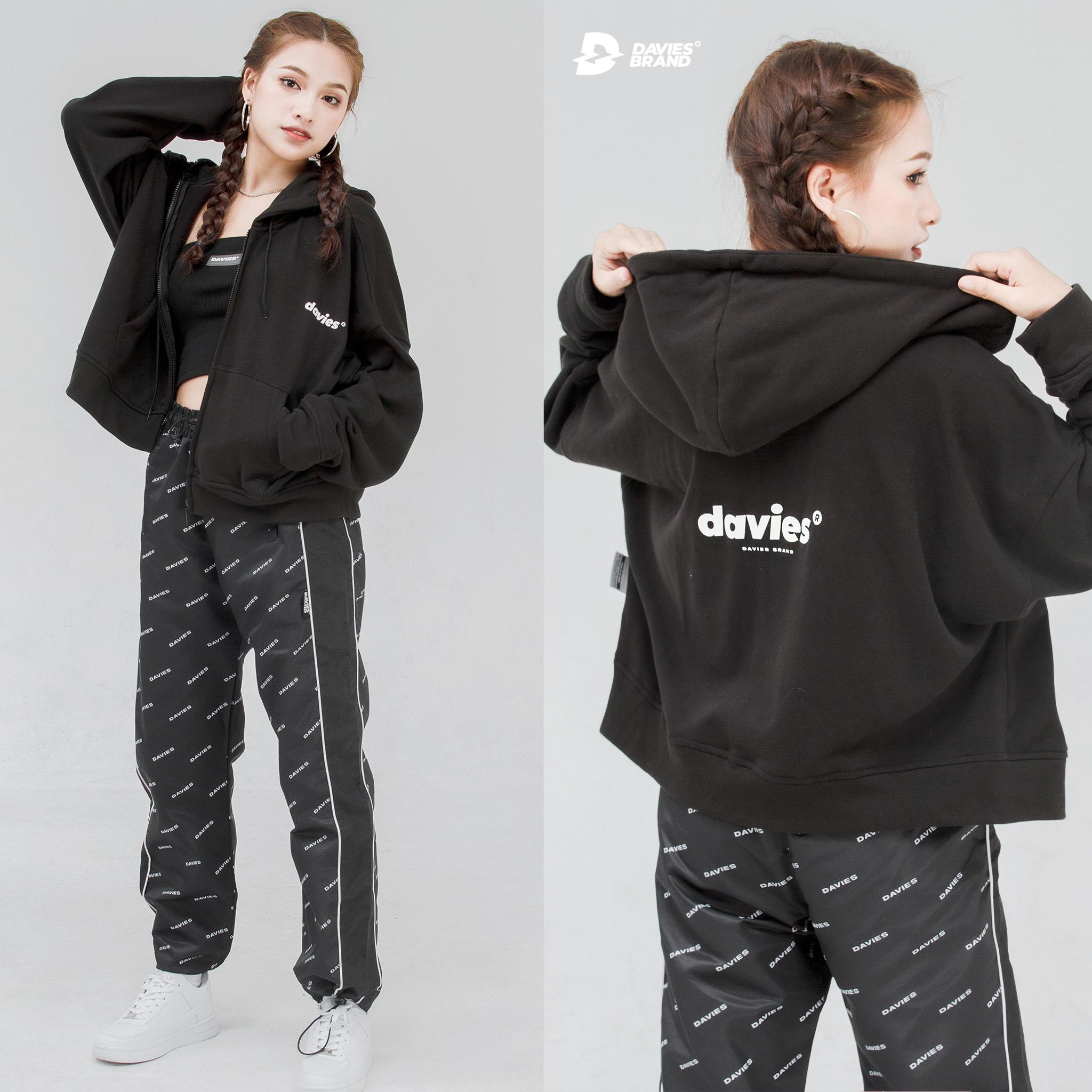 DSS Zip Hoodie Basic