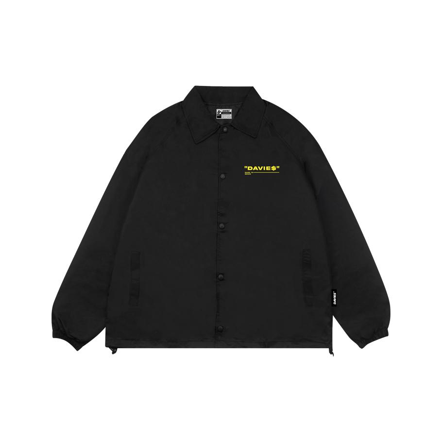 DSW Jacket Under-Black