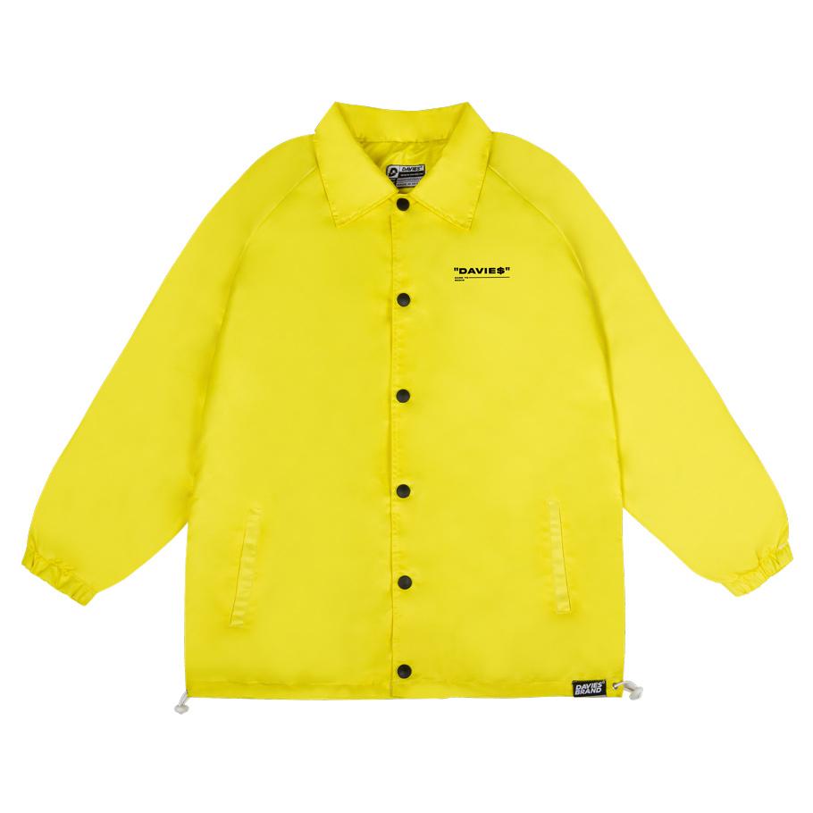 DSW Jacket Under-Yellow