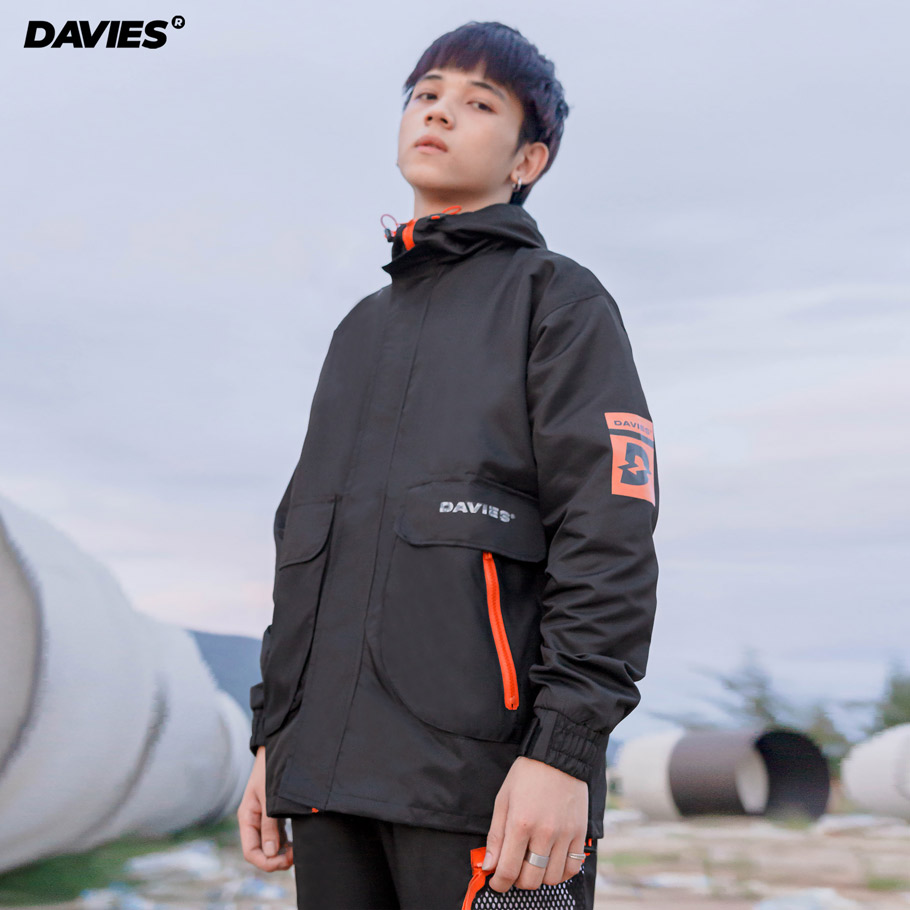 DSW Jacket SUBTLE Grey Camou