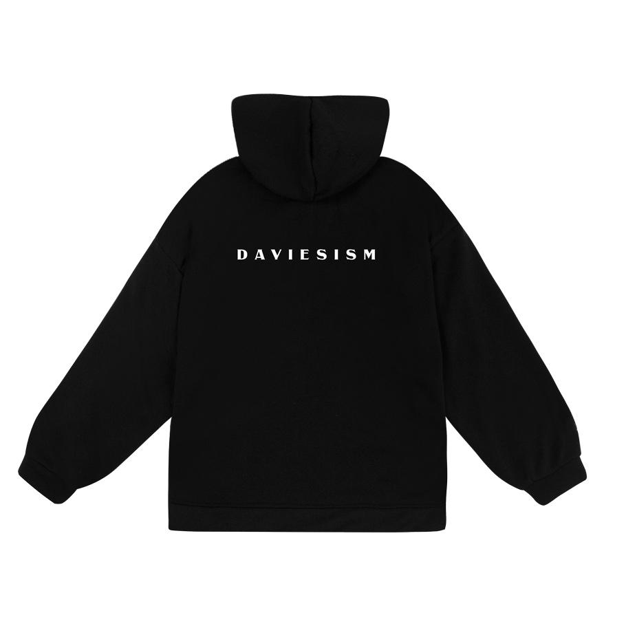 DSW Hoodie Daviesism Logo