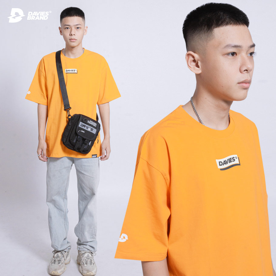 DSW Tee Box logo-Orange