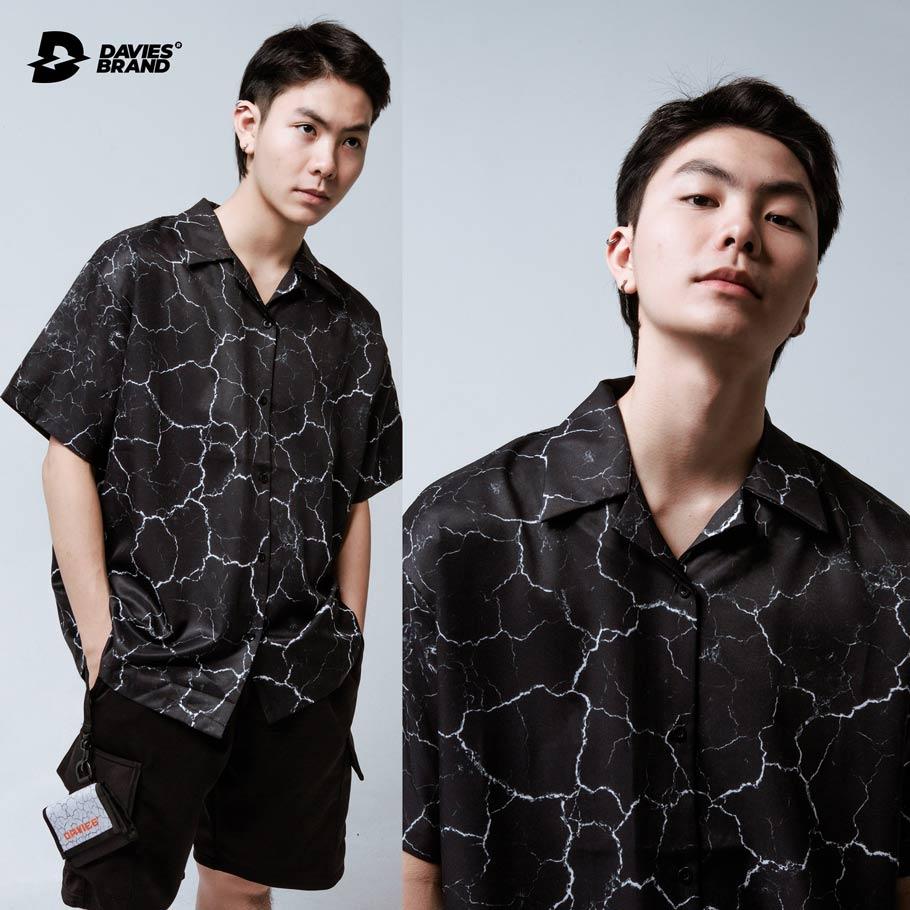DSW Shirt Aggression - Black