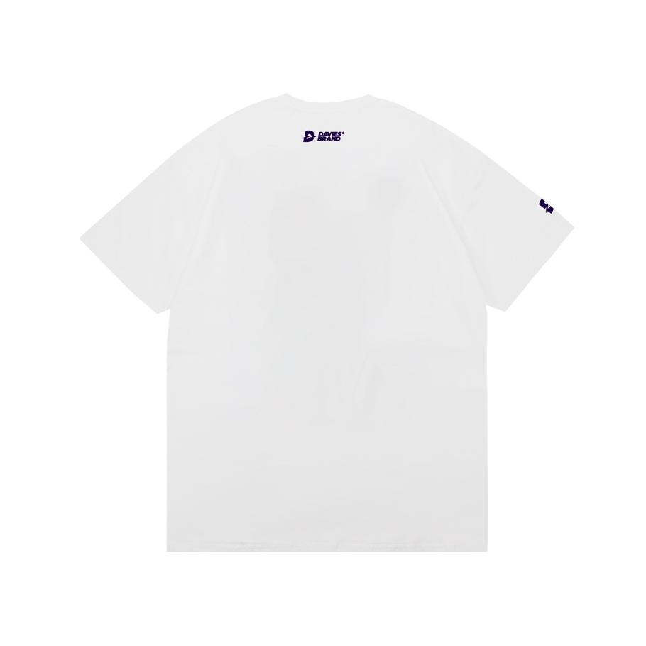 DSS Tee LCD-White