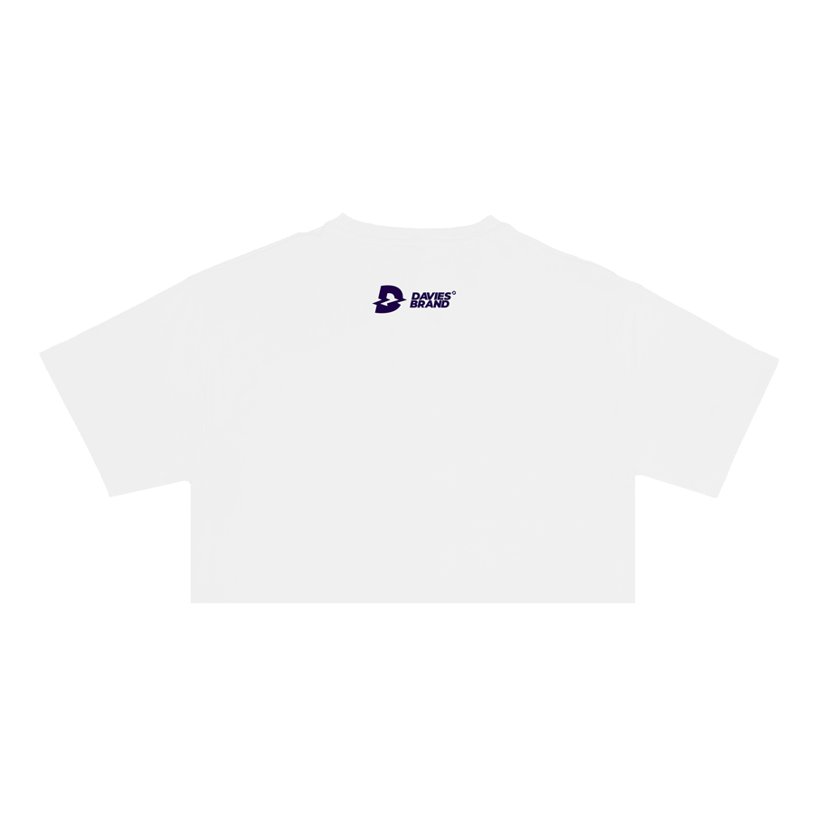 DSS Croptop LCD-White