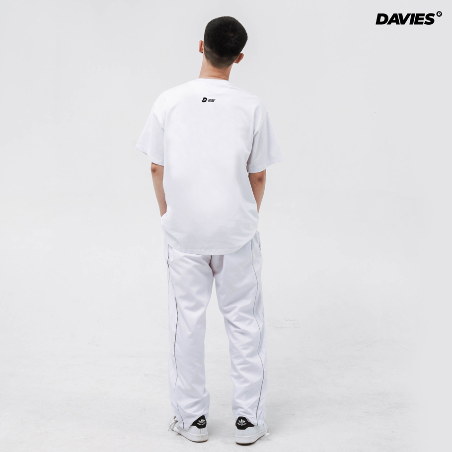 DSW Tee Daviesism-WHITE