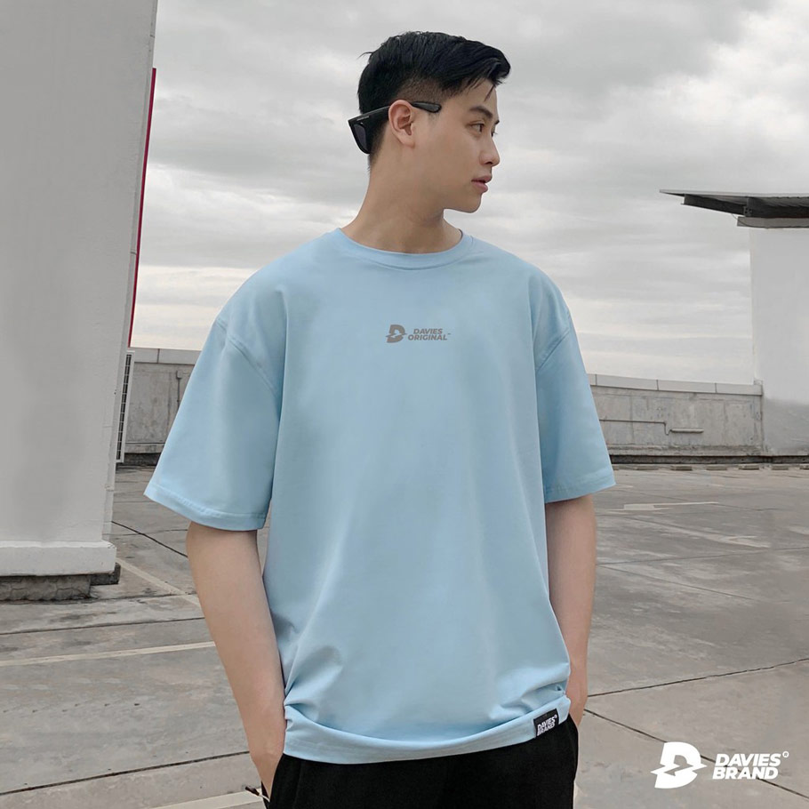 DSW Tee Original-Blue