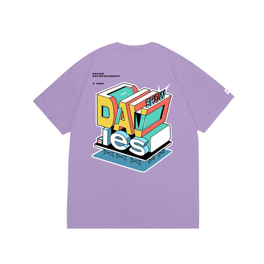 DSS Tee D Entertainment-Violet