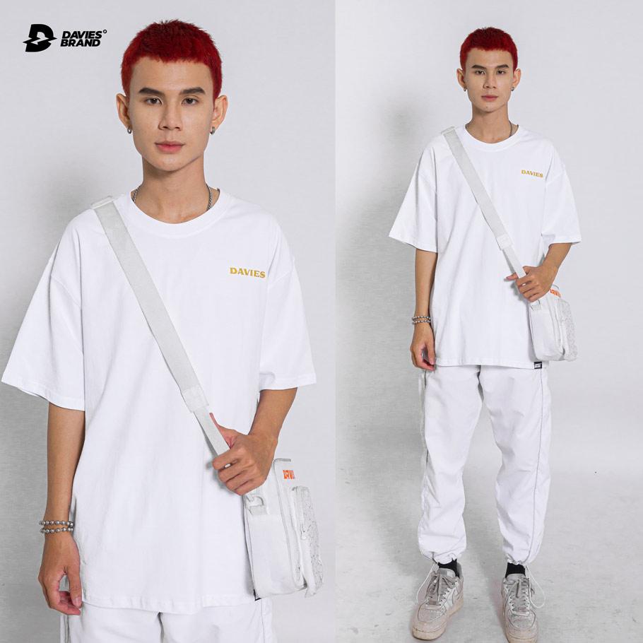 DSW Tee reflex-WHITE