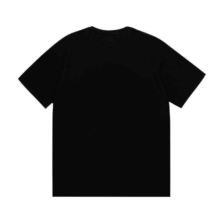 DSW Tee reflex-BLACK