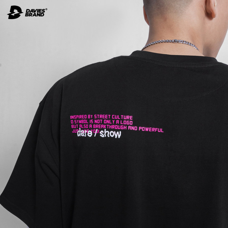 DSW Tee Dare show merchandise Logo