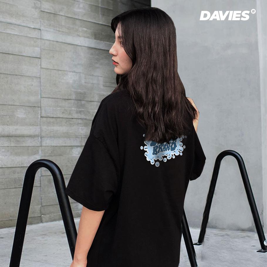 DSS Tee Cute Paint-Black