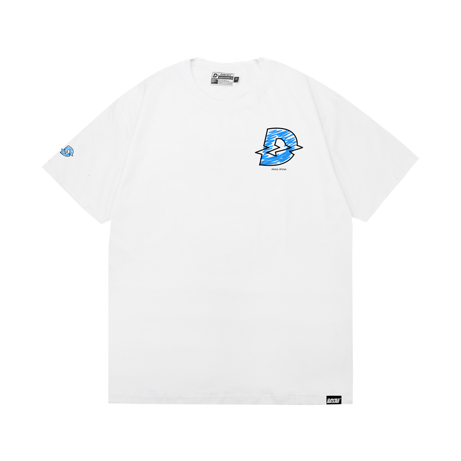 DSS Tee Painting-White