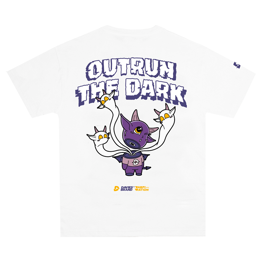 DSS Tee Outrun The Dark