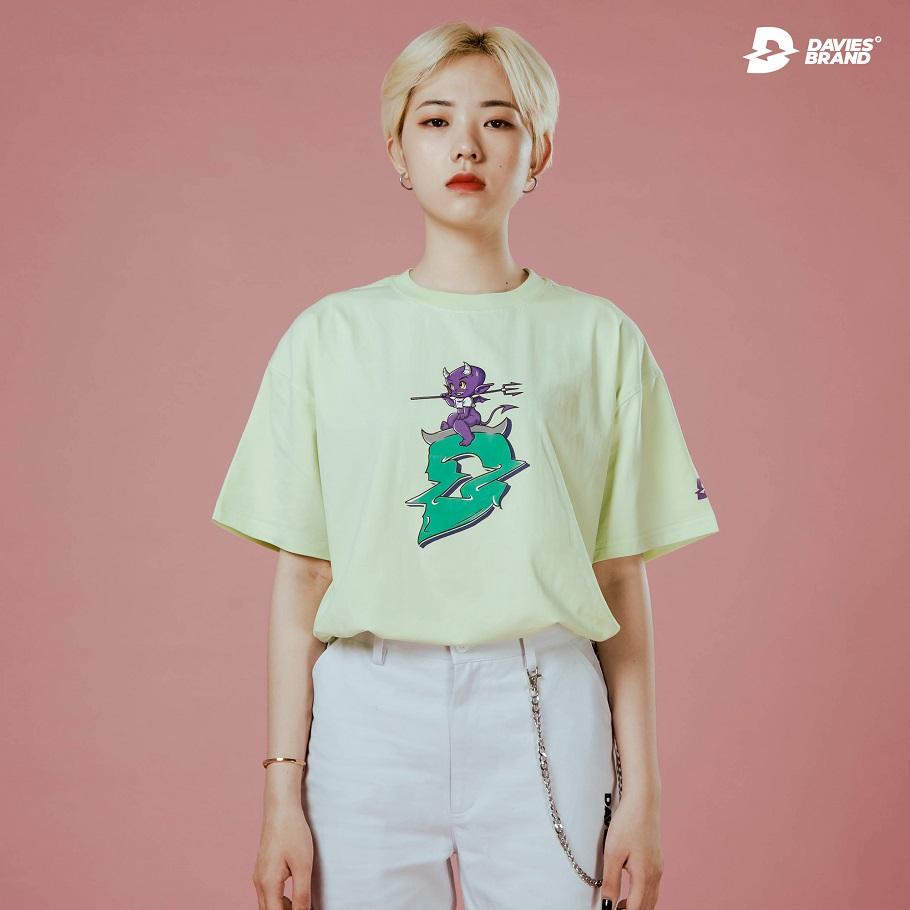 DSS Tee D Devil-Green