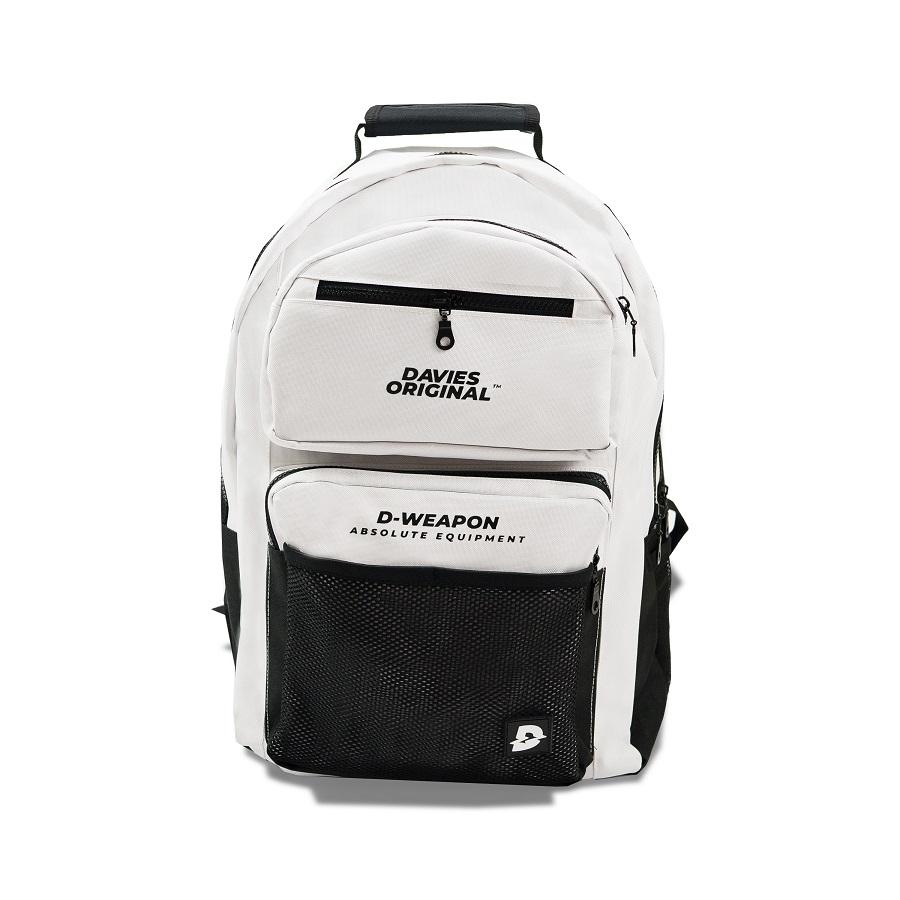 DSW Backpack Original-WHITE