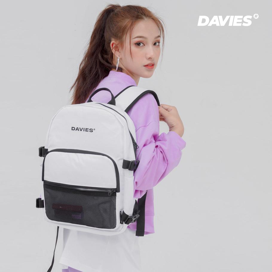 DSW Mini Backpack Original-WHITE
