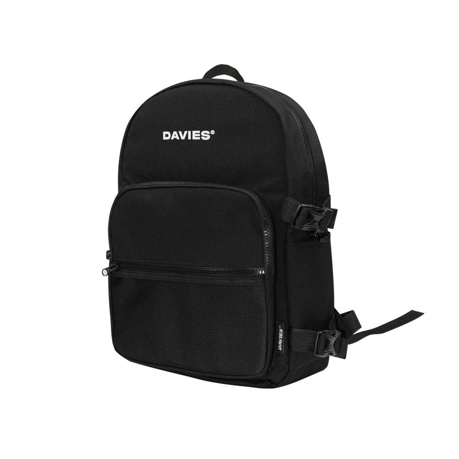 DSW Mini Backpack Original- FULL BLACK