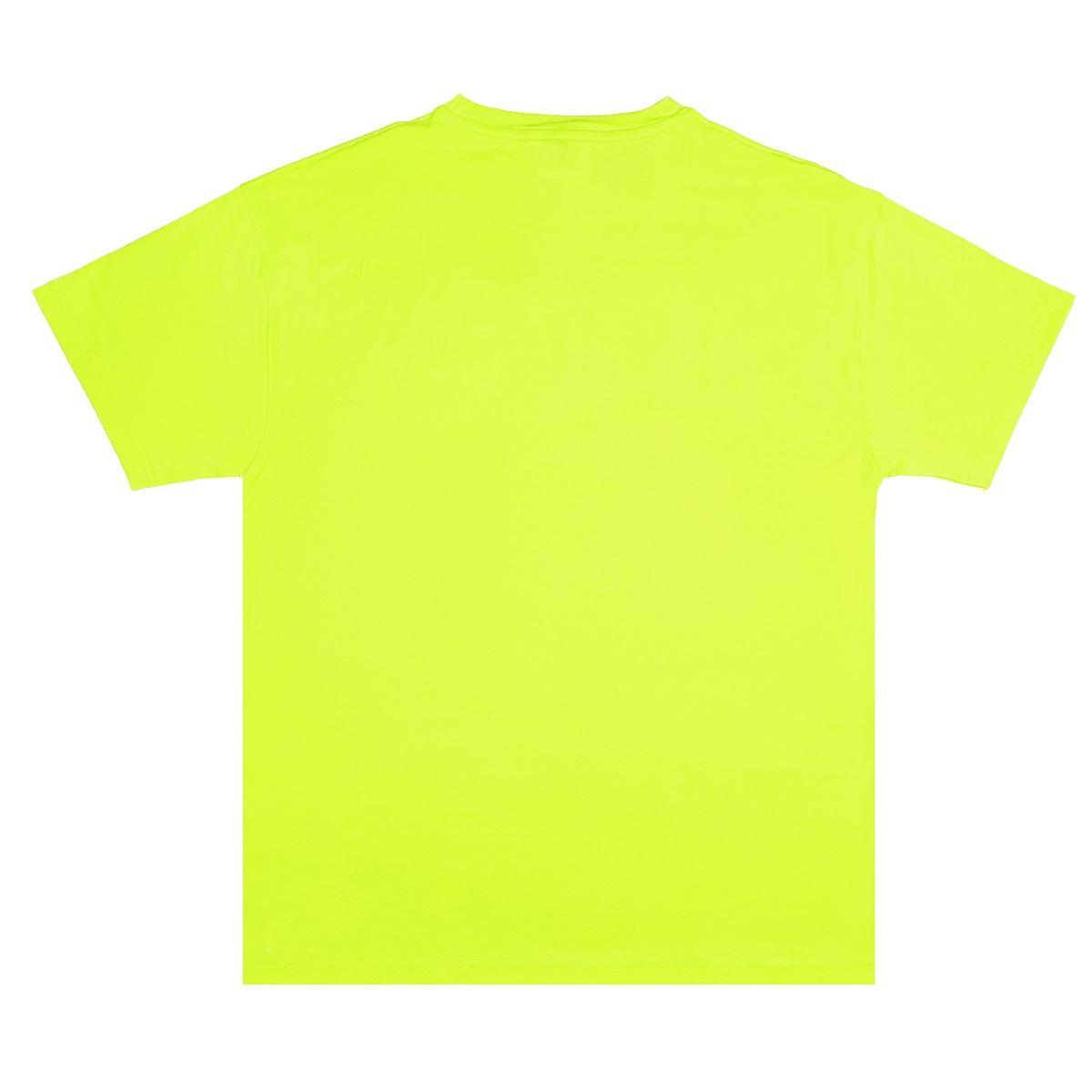 DSS Tee Basic Logo-Neon
