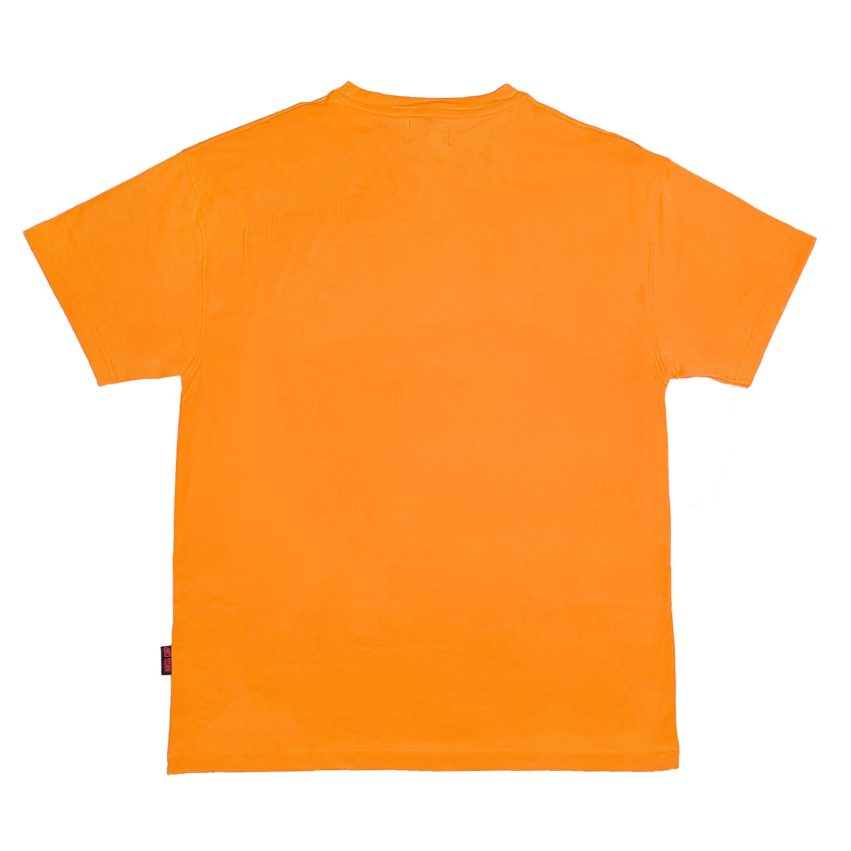 DSW TEE BASIC LOGO - ORANGE