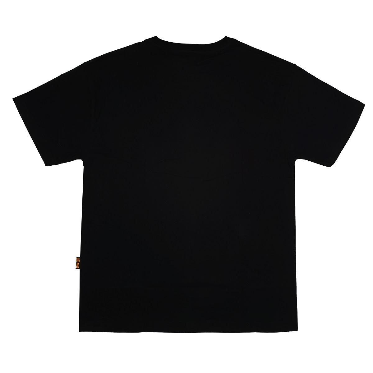 DSW TEE BASIC LOGO - BLACK