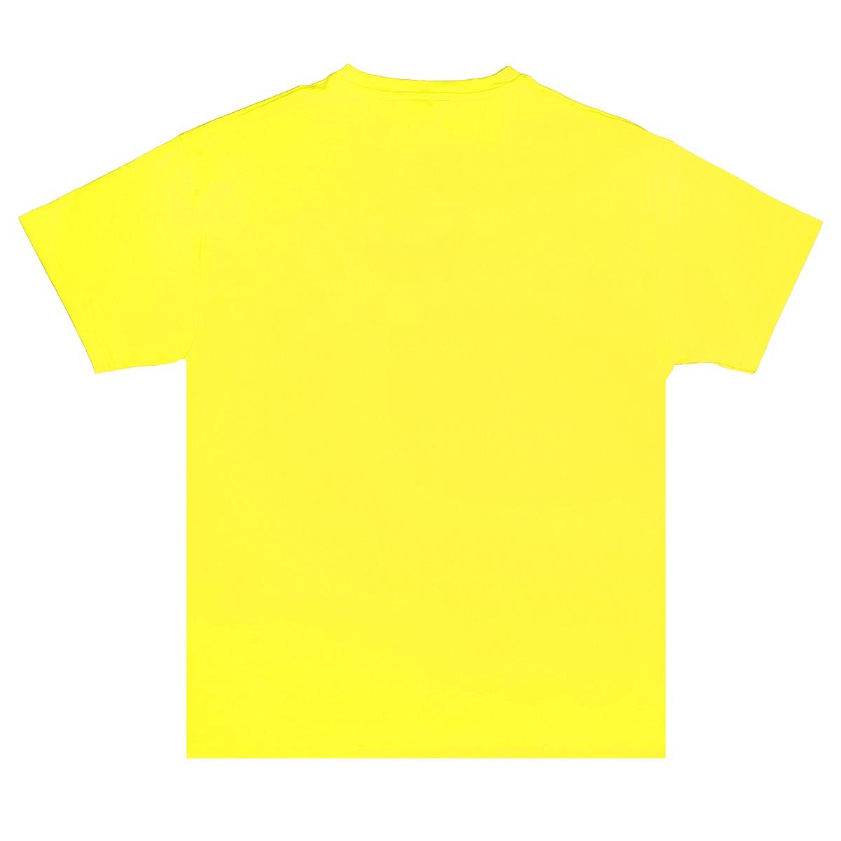 DSS Tee Basic Logo-Yellow