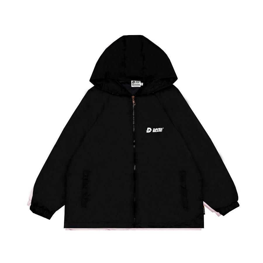 DSS Jacket Basic Logo-BLACK