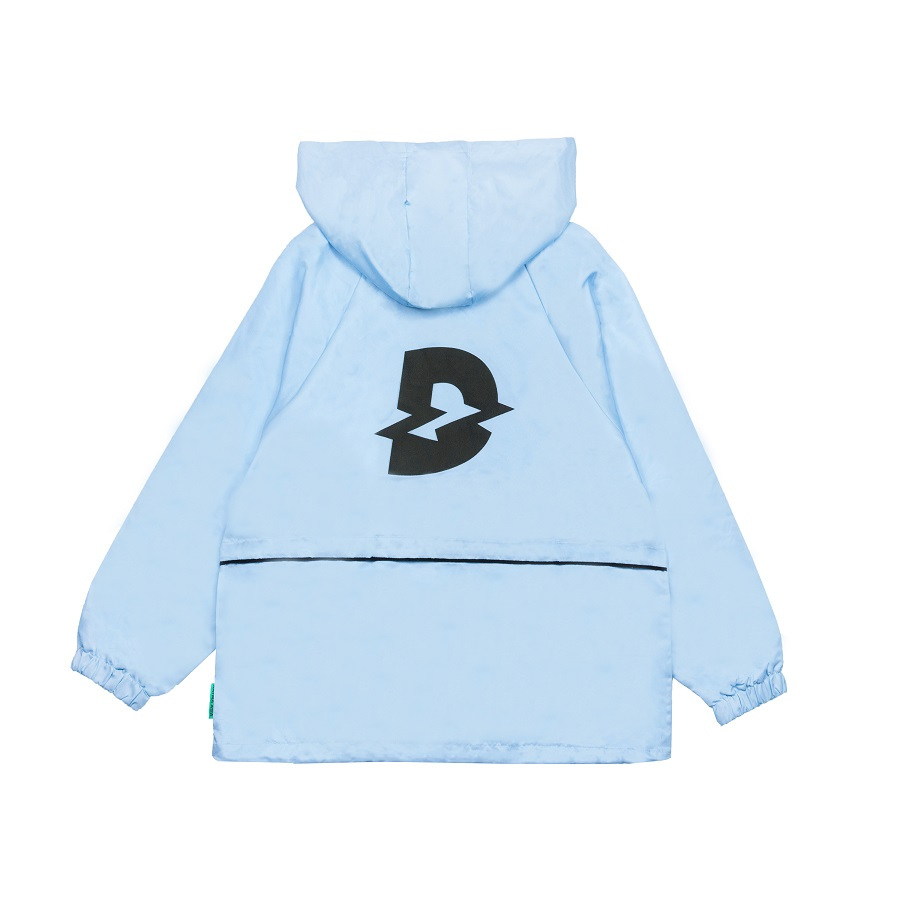 DSS Jacket Basic Logo-BLUE