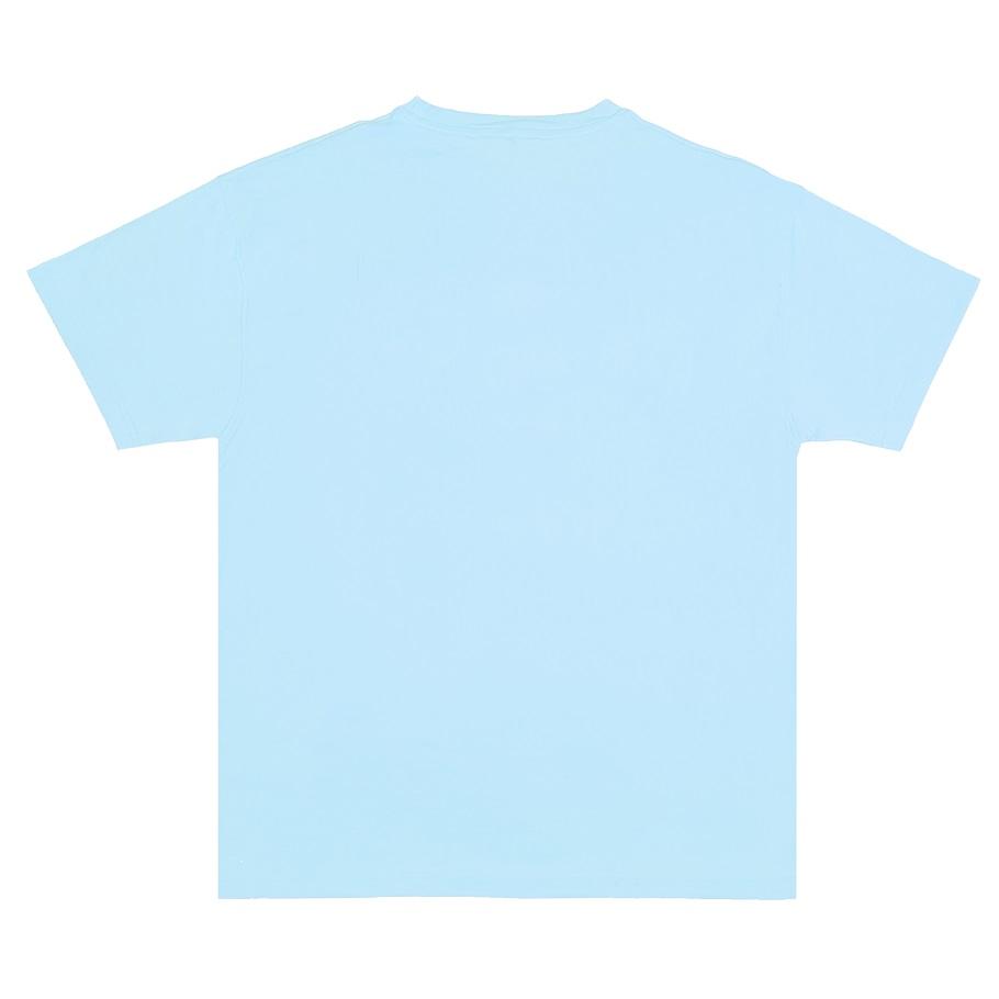 DSS Tee Basic Logo-Blue