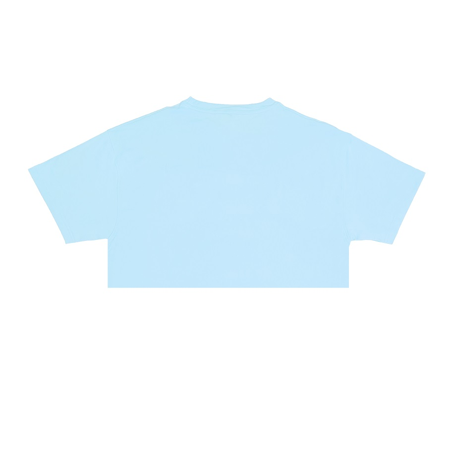 DSS Basic Croptop-Blue