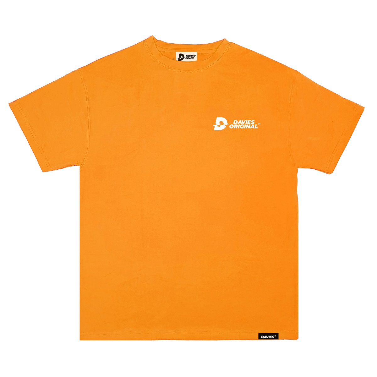 DSW Tee Basic New Logo-Orange