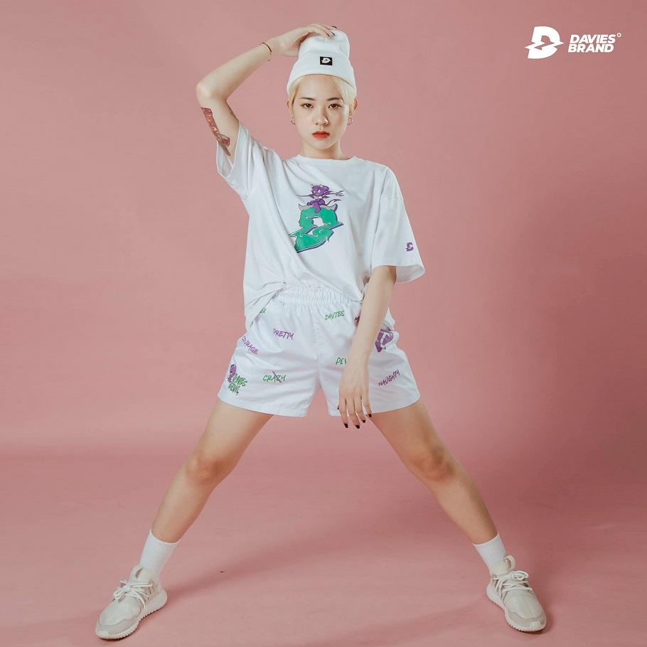 DSS Tee D Devil-White