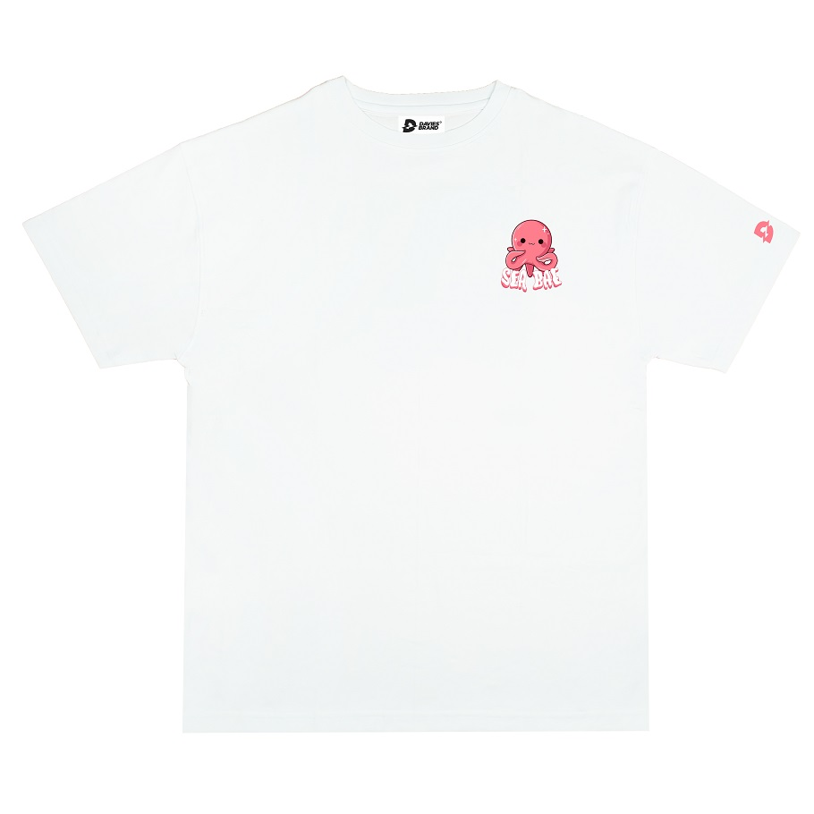 DSS Tee Sea Bae-White