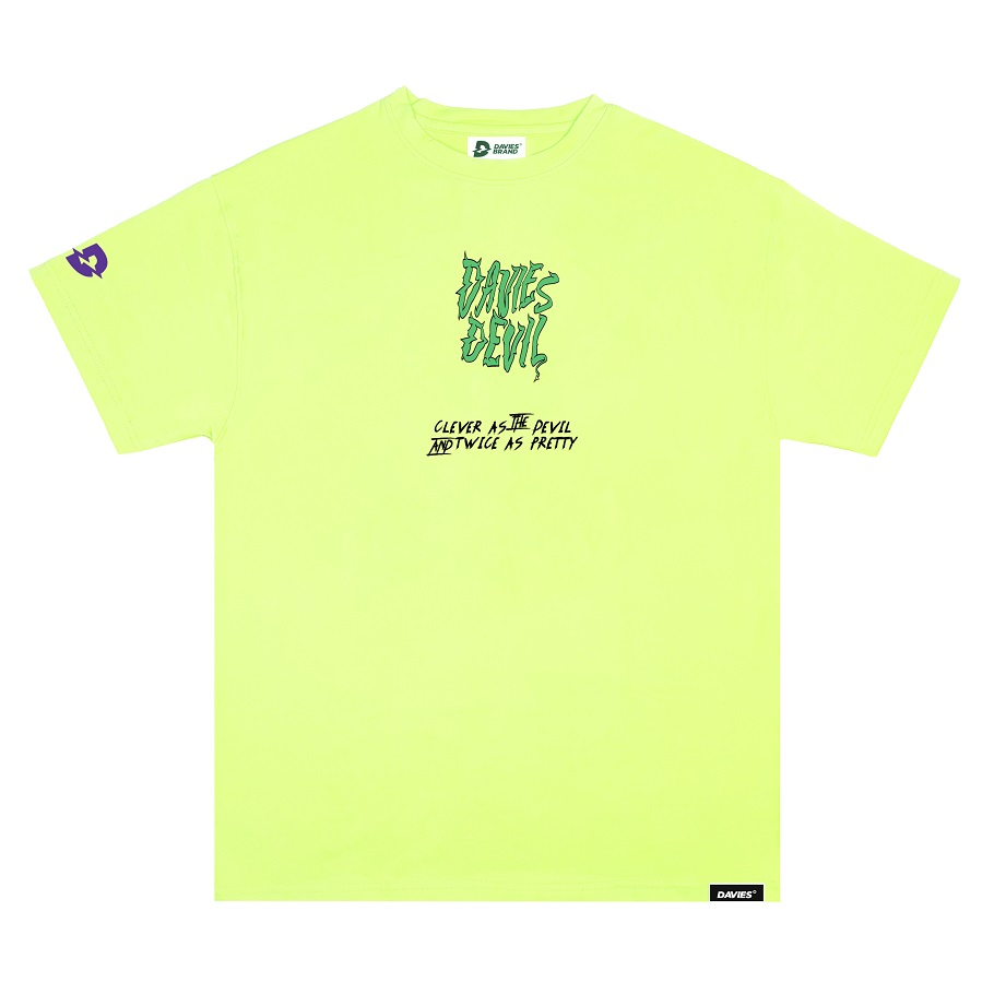 DSS Tee D Devil Baby-Green