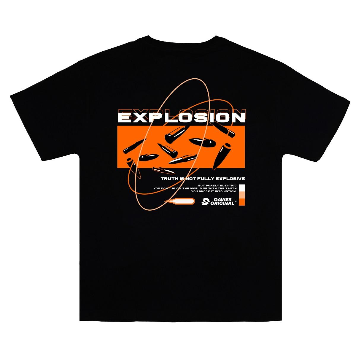 DSW Tee Explosion