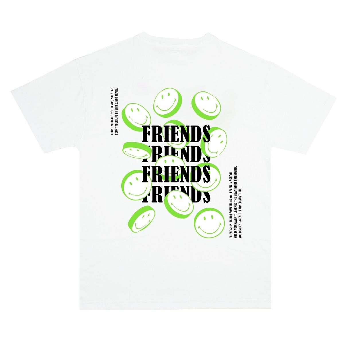 DSS Tee Friends